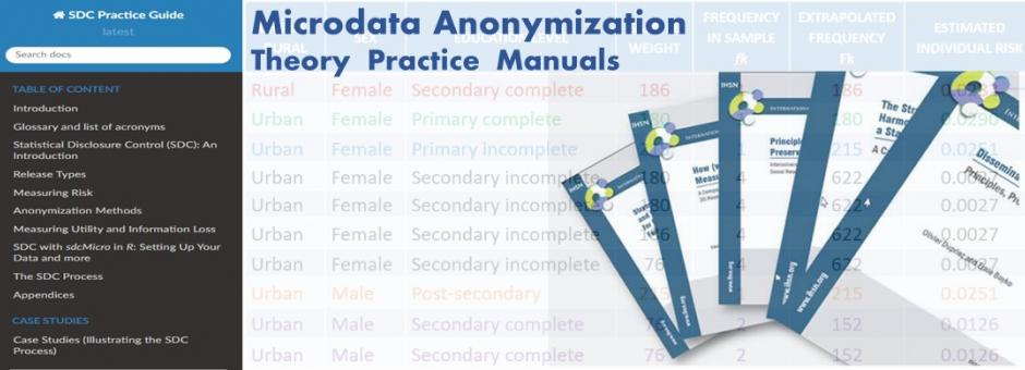 IHSN Guidelines for Microdata Anonymization